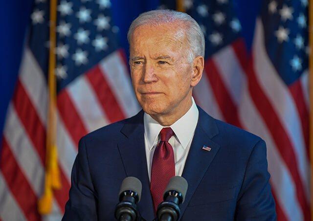 Dollar, Joe Biden