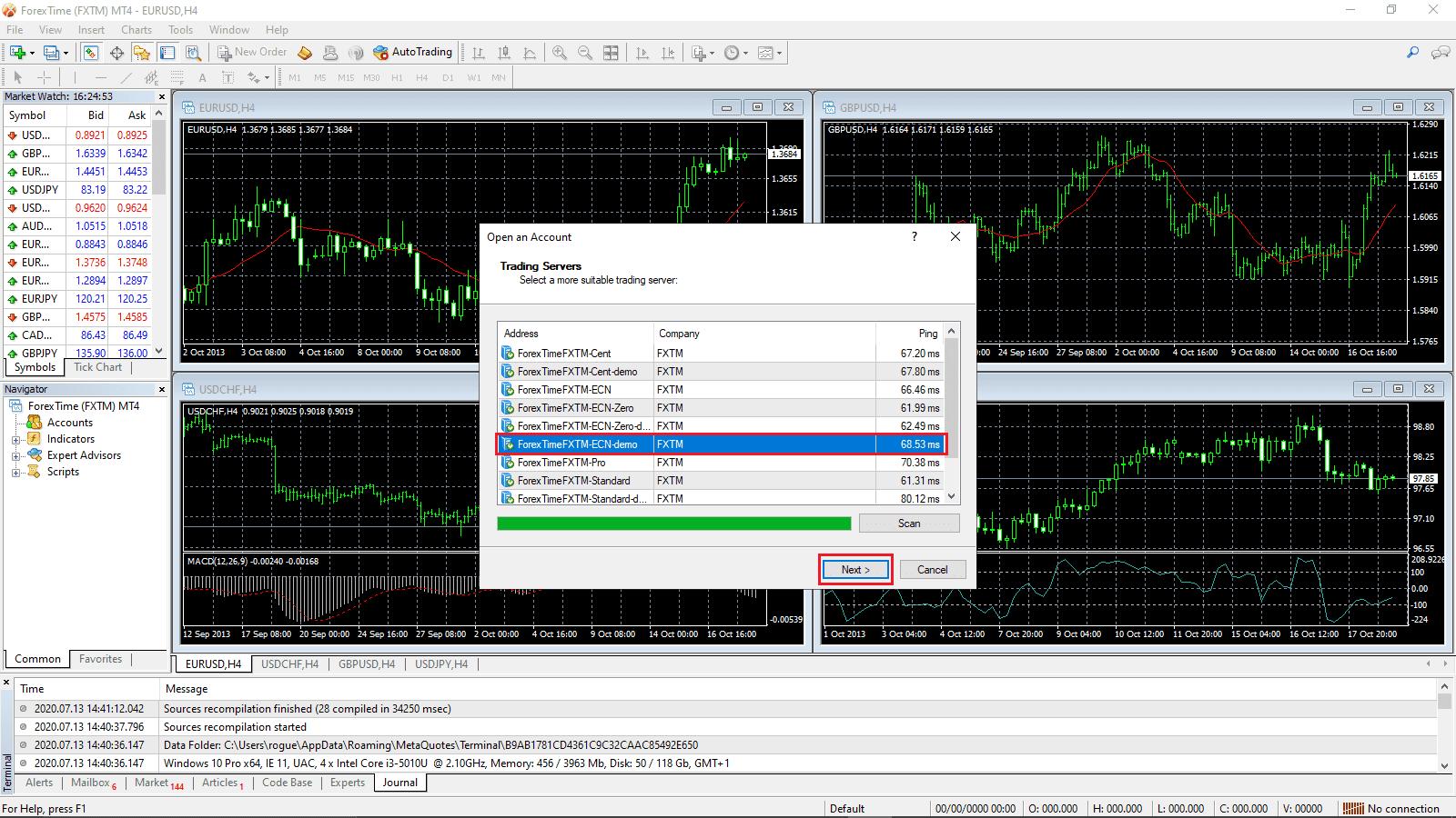 Ayrex Broker Deposits/Withdrawal