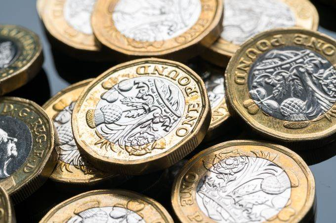 Pound Gains Despite Retail Trend Data