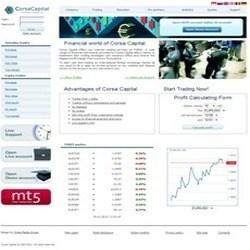 Corsaforex mt5 investment uk 2021-2021