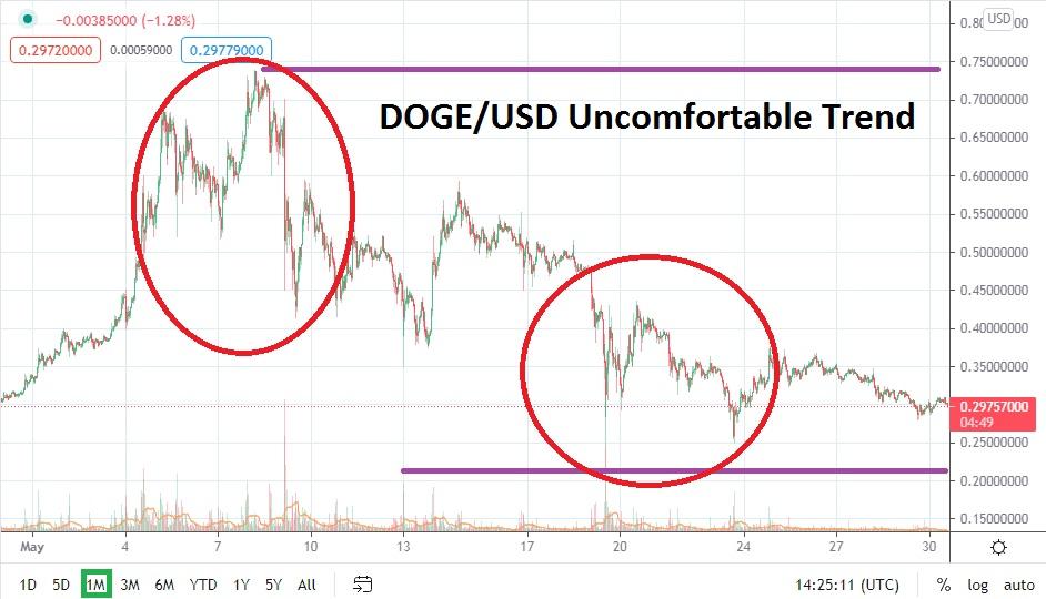Dogecoin June 2021