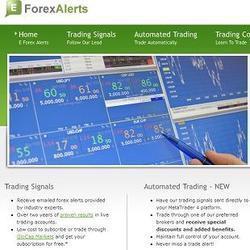E Forex Alerts