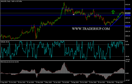 Gold Technical Analysis: Strong Performance and Fluctuation