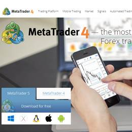 MetaTrader 4 Product