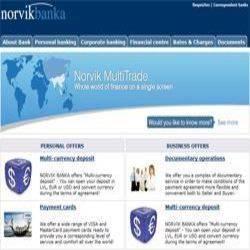 norvik bank forex)