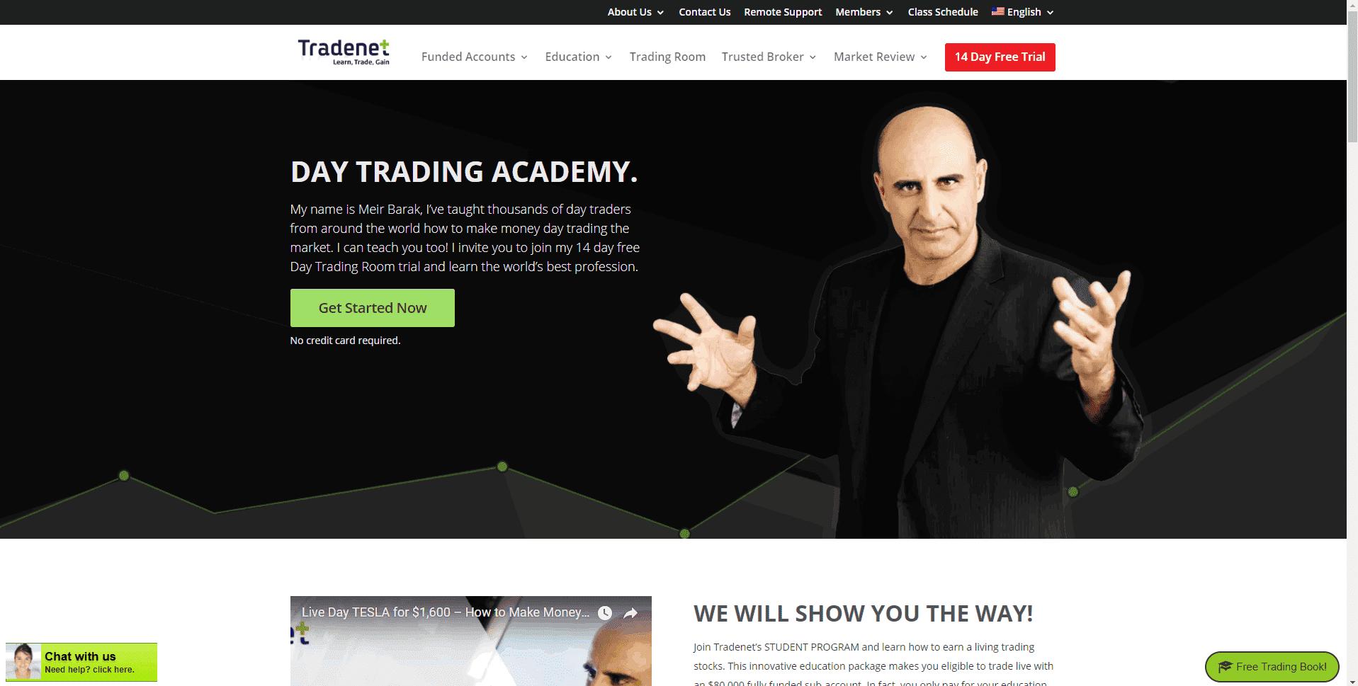 Tradenet Broker Review